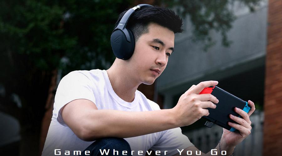 หูฟังไร้สาย Asus ROG Strix GO 2.4 Wireless Gaming Headphone ราคา