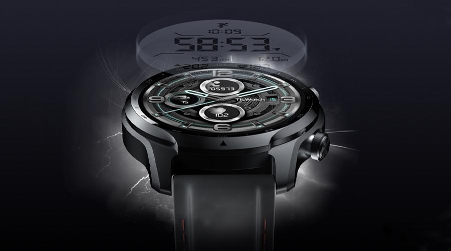Ticwatch Pro 3 GPS Sport Watch รีวิว