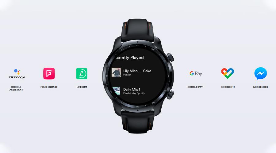 Ticwatch Pro 3 GPS Sport Watch ซื้อ-ขาย