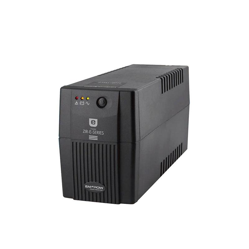 เครื่องสำรองไฟ Zircon E-Series 1000VA/500W UPS