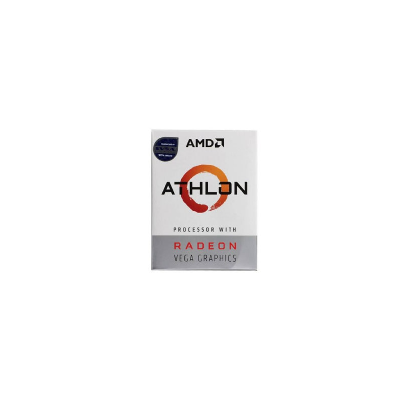 AMD Athlon 3000G CPU