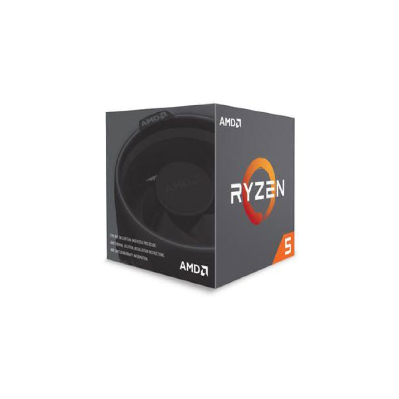 AMD Ryzen 5 3500x with Wraith Stealth Cooler CPU