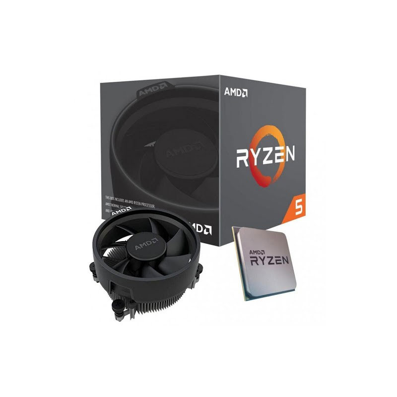 AMD Ryzen 5 3600x with Wraith Spire Cooler CPU