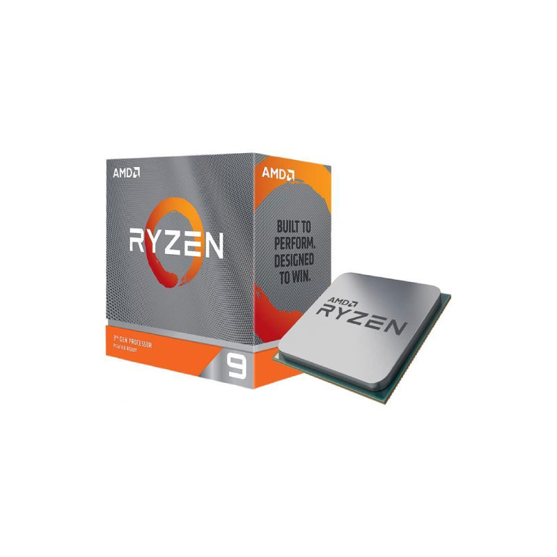 AMD Ryzen 9 3950X Without Cooler CPU