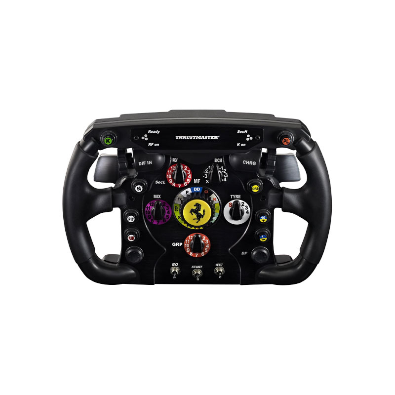 ชุดเล่นเกม THRUSTMASTER 4160571 FERRARI F1 WHEEL ADD-ON For PC PS3 PS4 XBOX