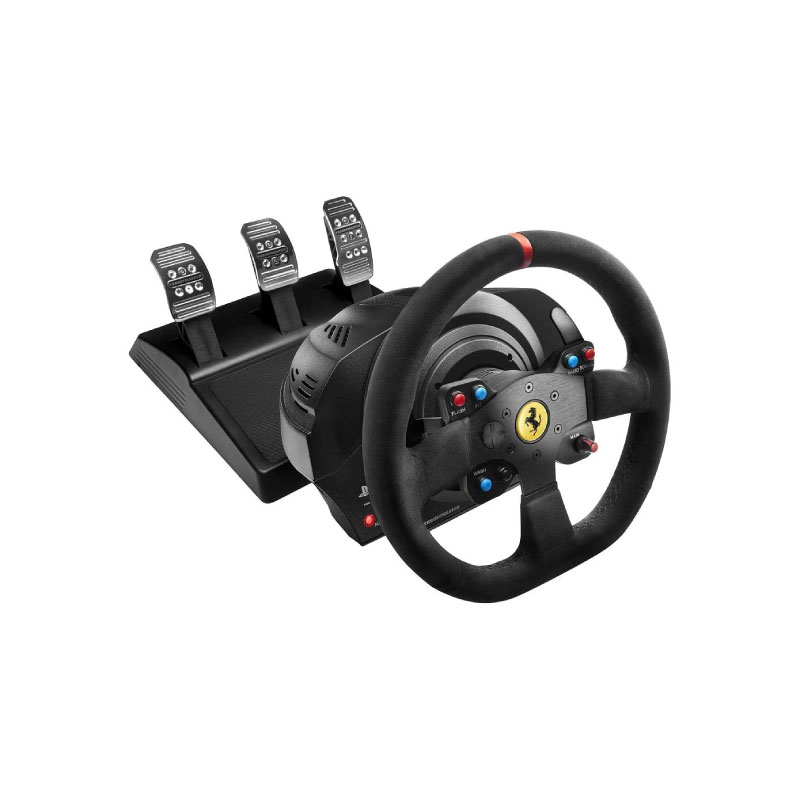 ชุดเล่นเกม THRUSTMASTER 4160654 T300 Ferrari For PC PS3 PS4