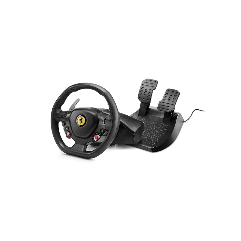 THRUSTMASTER 4160673 T80 FERRARI 488 For PC PS4