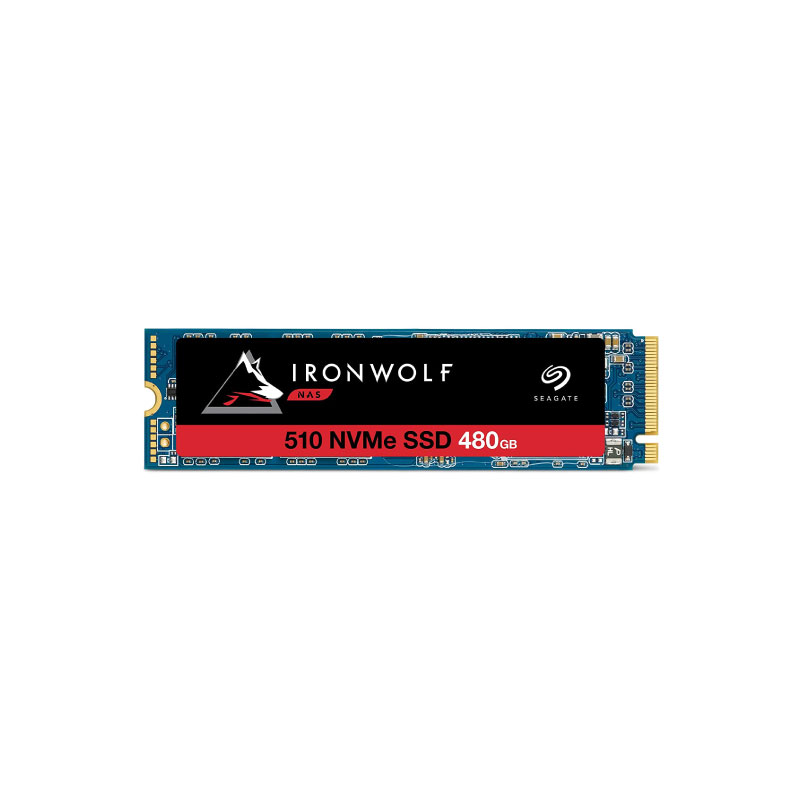 Seagate IronWolf 510 SSD 480GB Solid State Drives