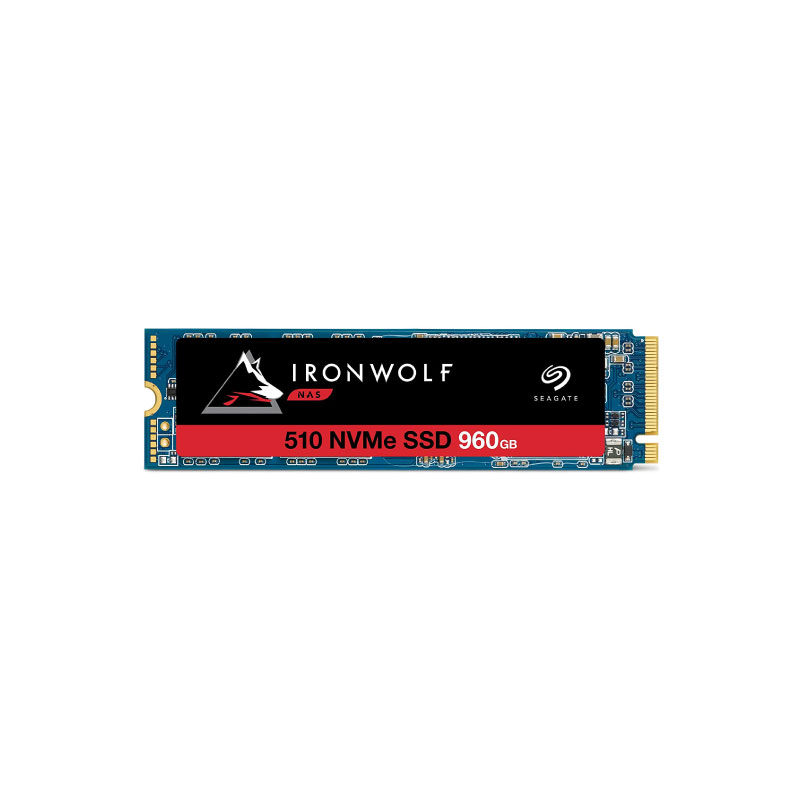 Seagate IronWolf 510 SSD 960GB Solid State Drives