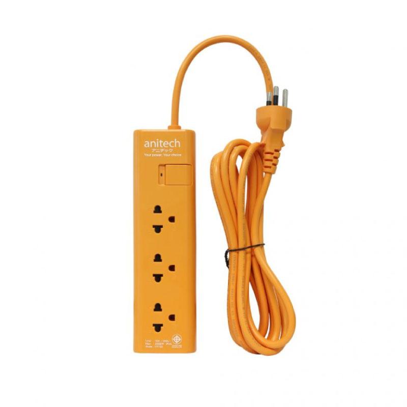 ปลั๊กไฟ Anitech H1133