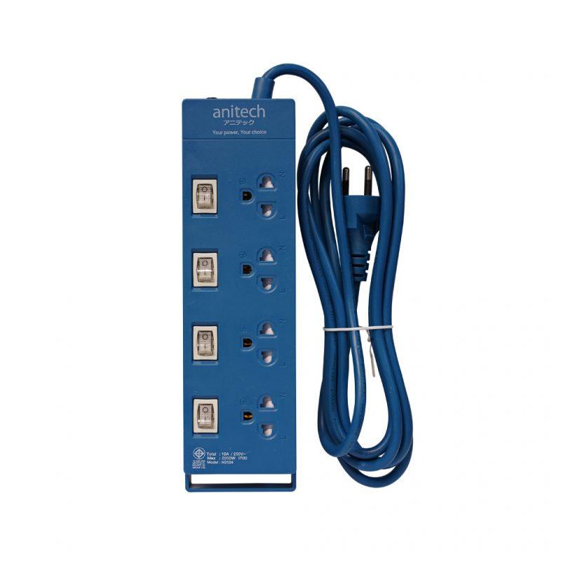 ปลั๊กไฟ Anitech H3134