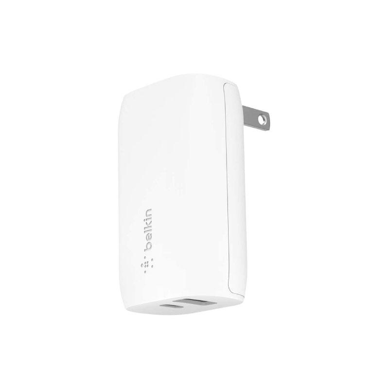 หัวชาร์จ Belkin BOOSTCHARGE USB-C + USB-A Wall Charger 30W