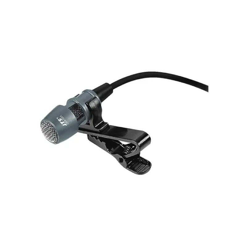 ไมโครโฟน JTS CM-501 Condenser Lavalier Microphone