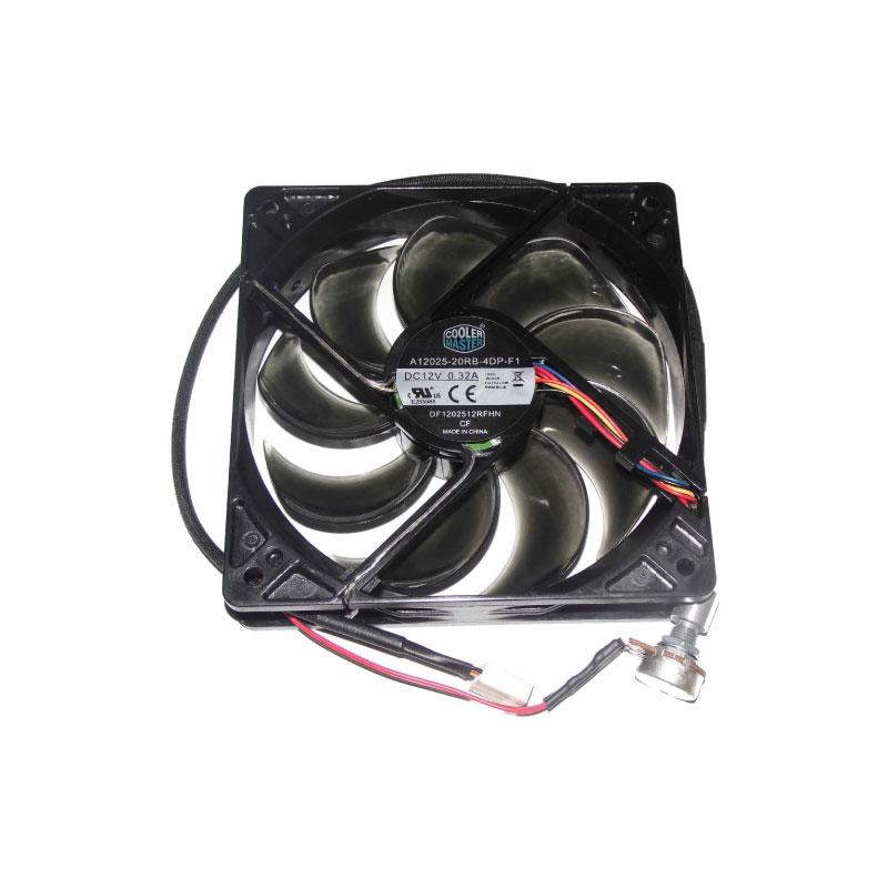 พัดลมระบายความร้อน Cooler Master Blade Master 12025