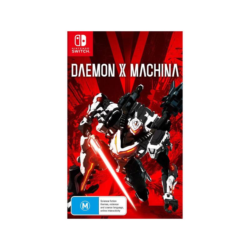 Nintendo DAEMON X MACHINA (AUSTRALIA) Game Console