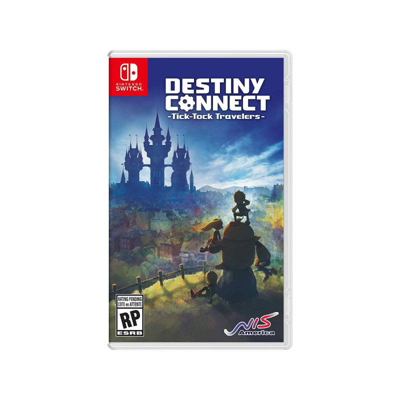 Nintendo DESTINY CONNECT: TICK-TOCK TRAVELERS [TIME CAPSULE EDITION] (US) Game Console