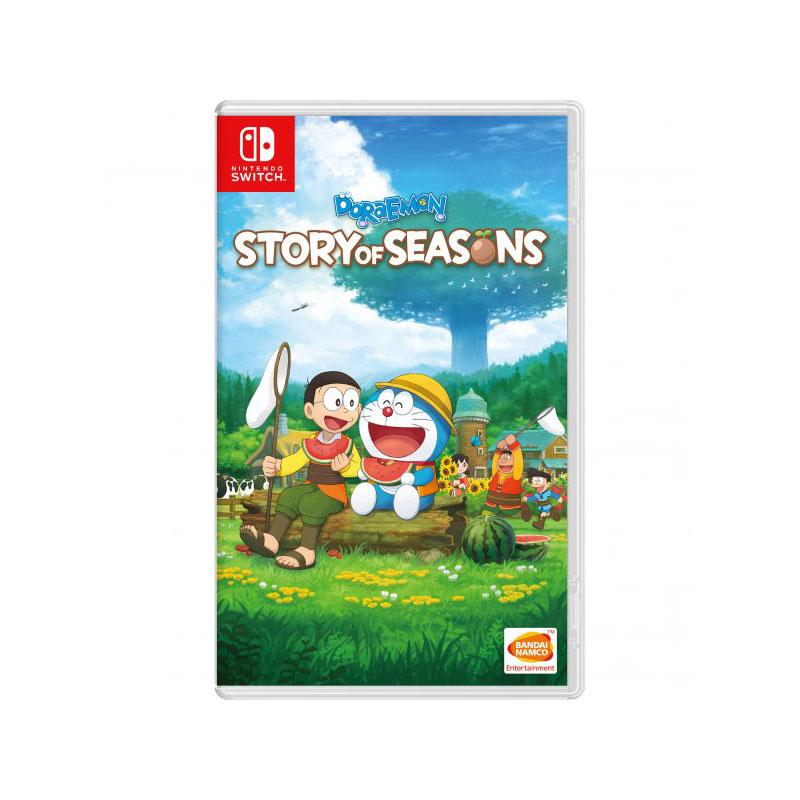 Nintendo DORAEMON STORY OF SEASONS (MULTI-LANGUAGE) (ASIA) Game Console