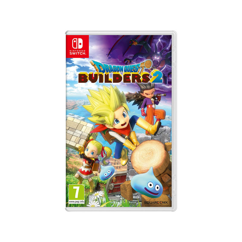 Nintendo DRAGON QUEST BUILDERS 2 (EURO) Game Console