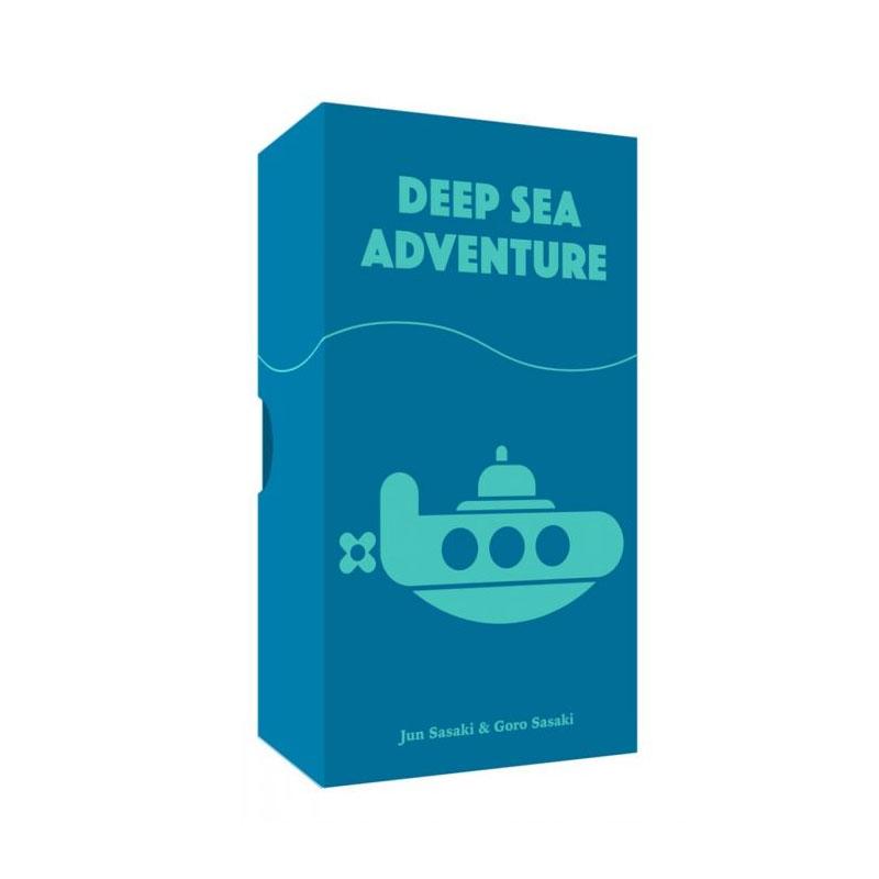 บอร์ดเกม Deep Sea Adventure TH