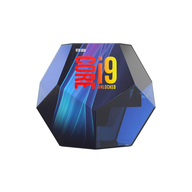 Intel 9th Gen i9-9900K 3.60 GHz CPU
