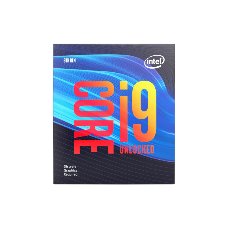 Intel 9th Gen i9-9900KF 3.60 GHz CPU