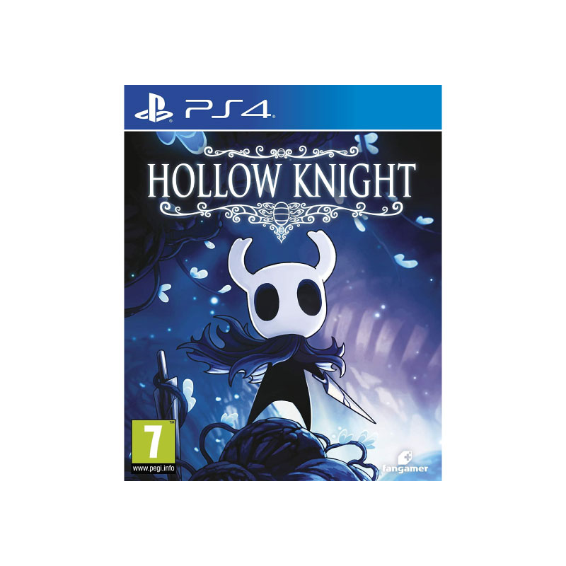 PS4 HOLLOW KNIGHT (EURO) Game Console