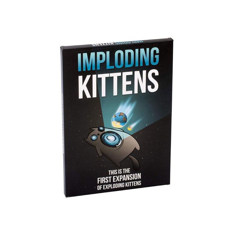 บอร์ดเกม Imploding Kittens