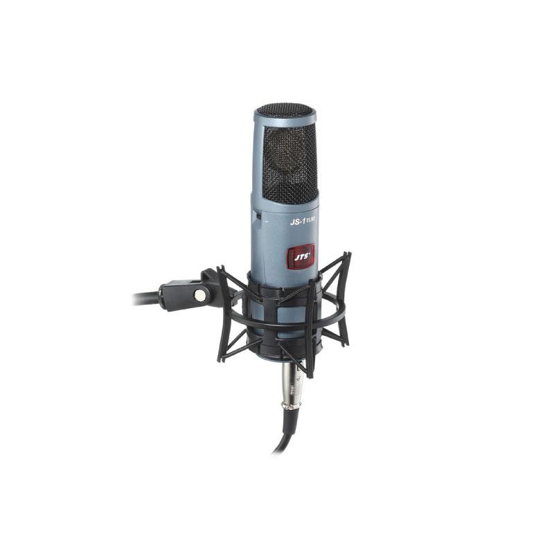 ไมโครโฟน JTS JS-1 TUBE + PS-9 Diaphragm Vacuum Tube Studio Microhpone