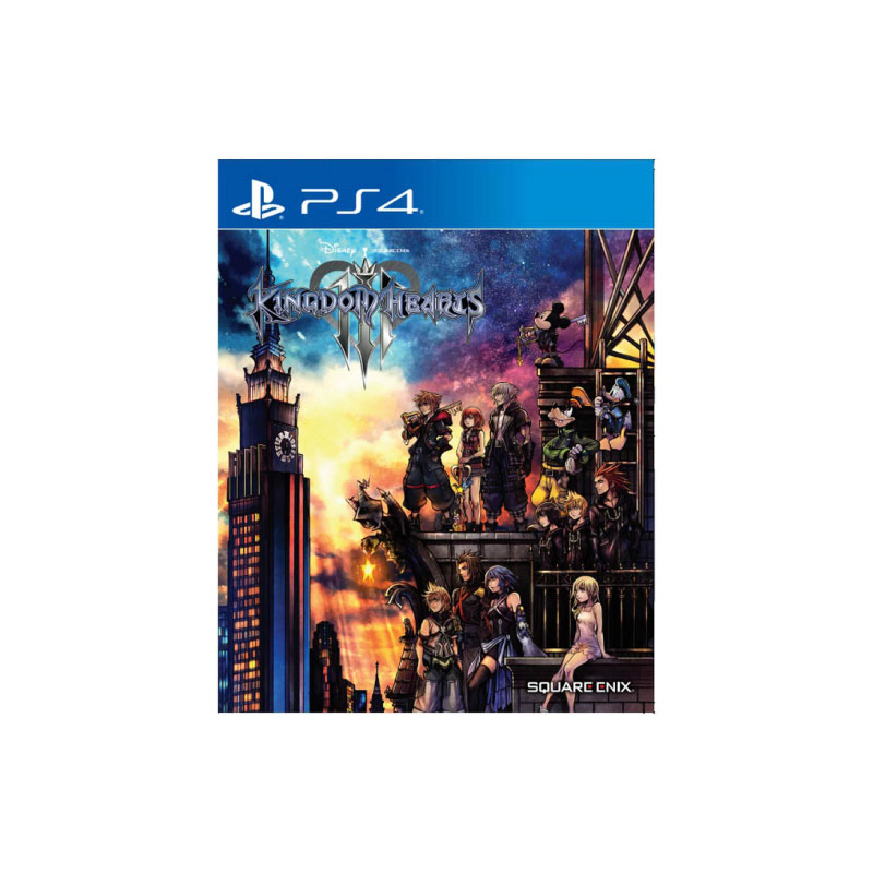 PS4 KINGDOM HEARTS III (ENGLISH SUBS) (ASIA) Game Console