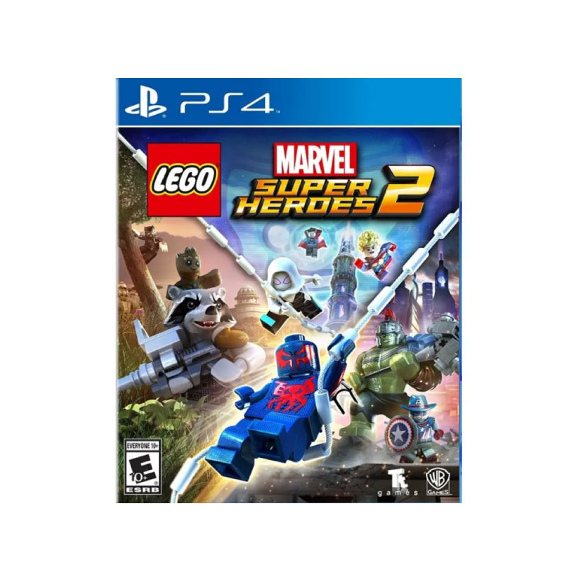 PS4 LEGO MARVEL SUPER HEROES 2 (US) Game Console
