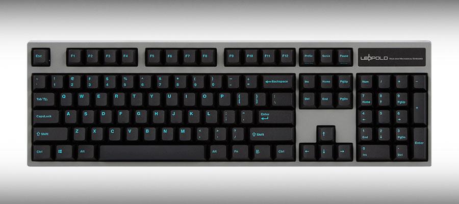 คีย์บอร์ด Leopold FC900R Mechanical Keyboard ดีไหม