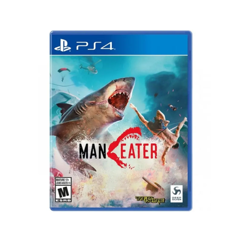 PS4 MANEATER (US) Game Console