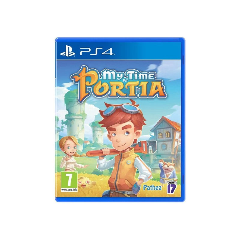 PS4 MY TIME AT PORTIA (EURO) Game Console