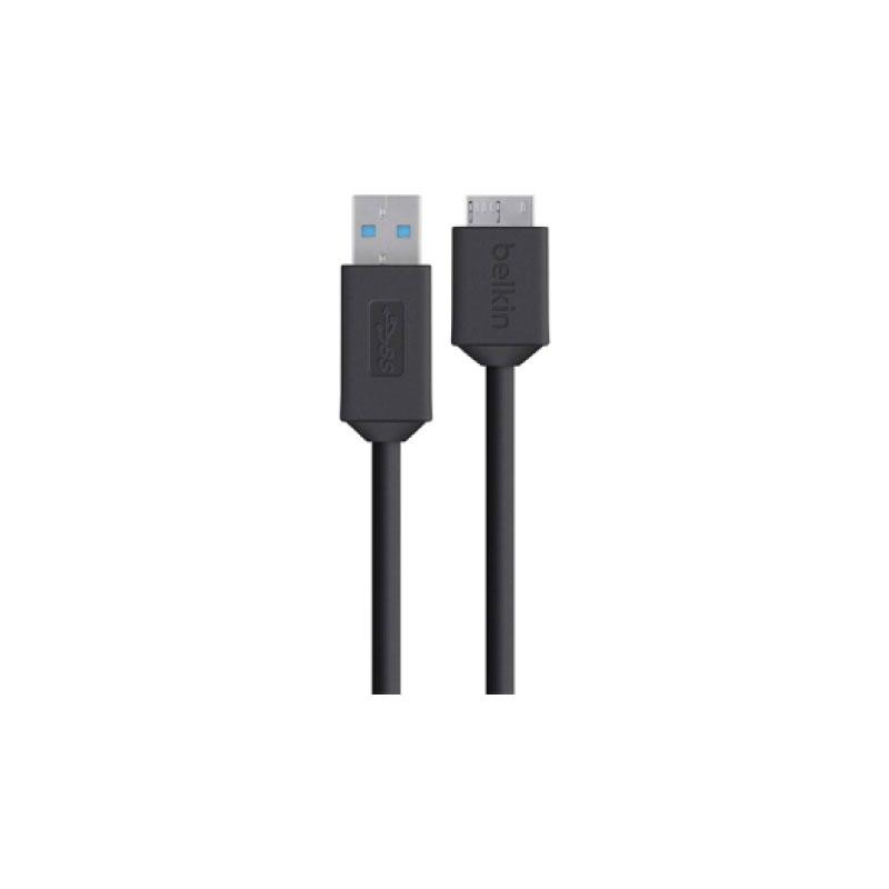 สายชาร์จ Belkin Micro-B to USB 3.0 Cable 0.9M