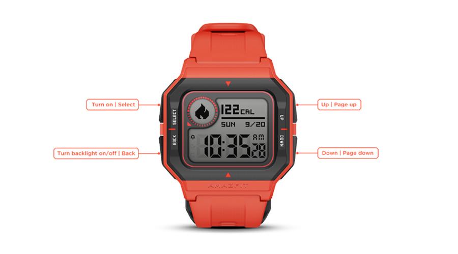 Amazfit Neo Smart Watch คุ้มค่า