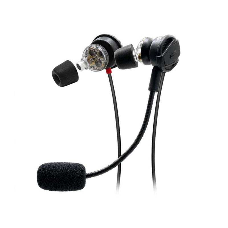หูฟัง Advanced Nismo 3D Gaming In-Ear