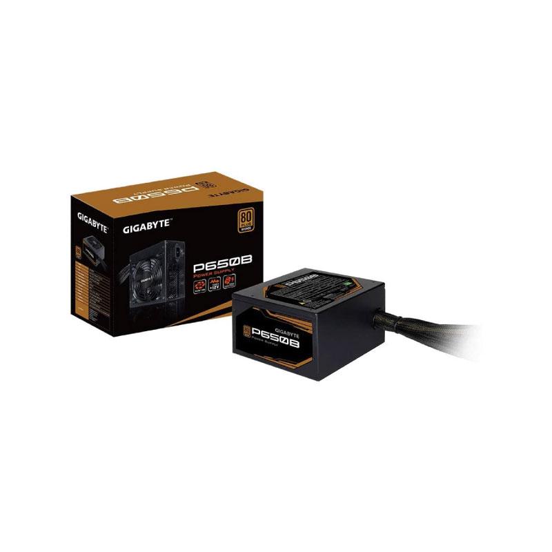 Gigabyte P650B 650W 80 Plus Bronze Power Supply
