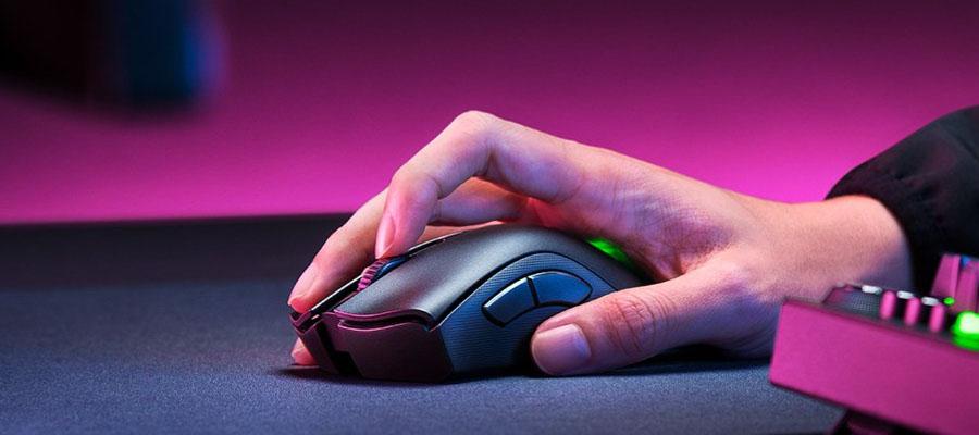 เมาส์ไร้สาย Razer DeathAdder V2 Pro Wireless Gaming Mouse รีวิว