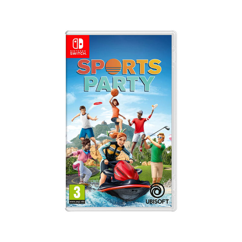 Nintendo SPORTS PARTY (US) Game Console