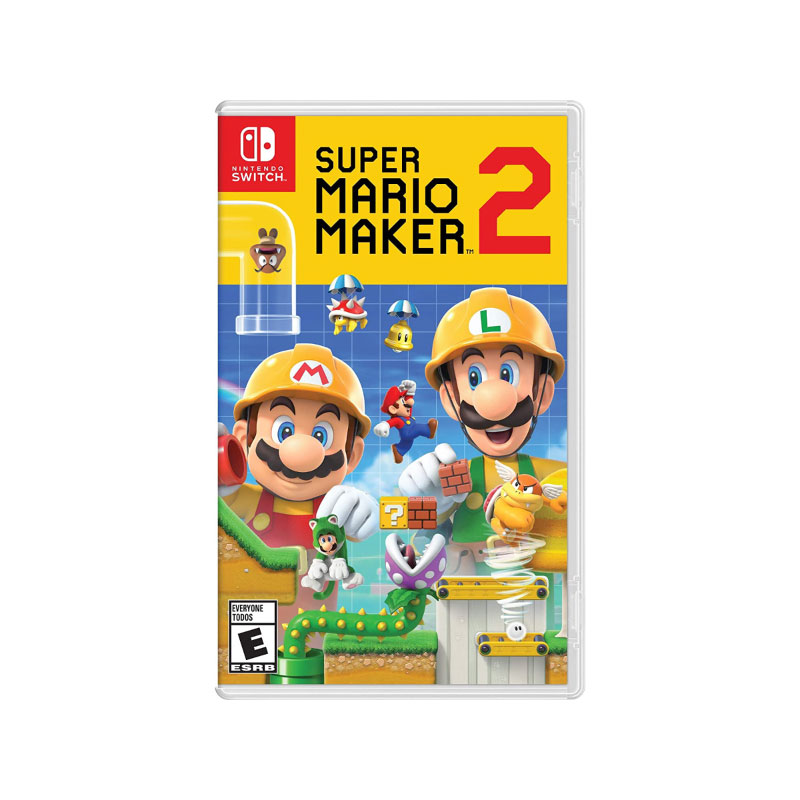 Nintendo SUPER MARIO MAKER 2 (US) Game Console