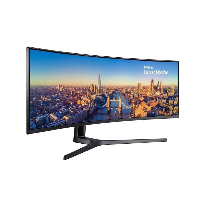 """จอคอม Samsung CJ890 49"""" VA Monitor 144Hz"""