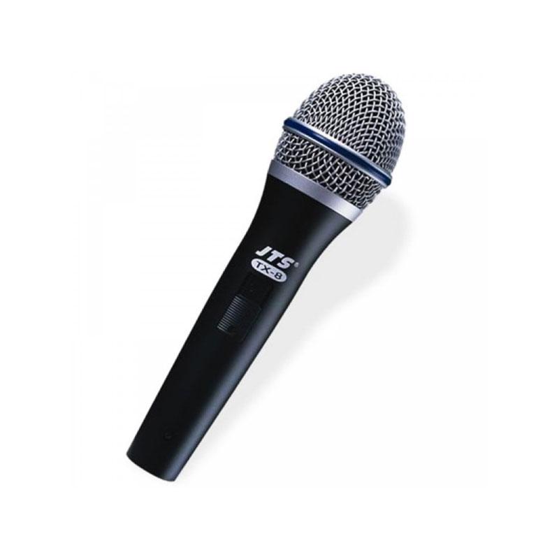 ไมโครโฟน JTS TX-8 Dynamic Vocal Microphone