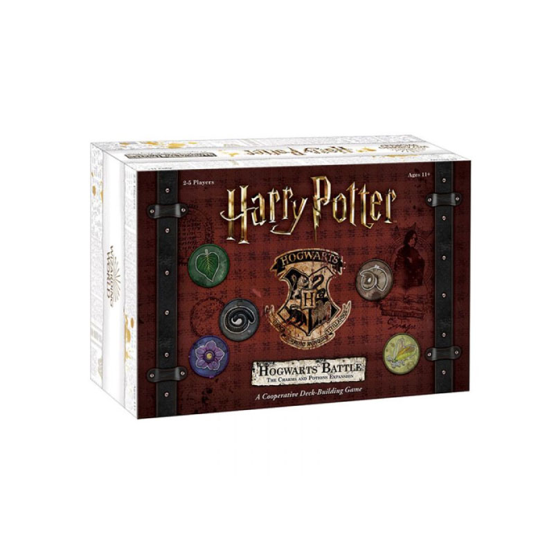 บอร์ดเกม Harry Potter Hogwarts Battle: The Charms and Potions Expansion