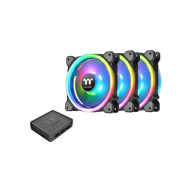 พัดลมระบายความร้อน Thermaltake Riing 12 RGB