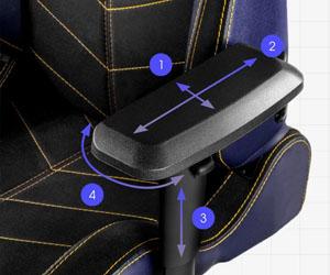 เก้าอี้เล่นเกม Vertagear SL5000 Gaming Chair ดีไหม