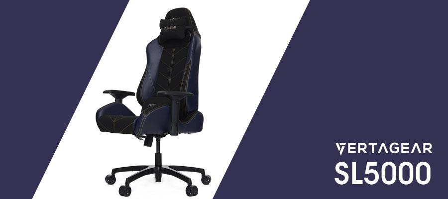 เก้าอี้เล่นเกม Vertagear SL5000MB Special Edition Gaming Chair รีวิว