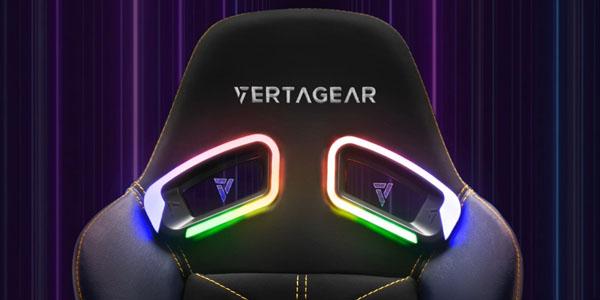เก้าอี้เล่นเกม Vertagear SL5000 Gaming Chair ขนาด