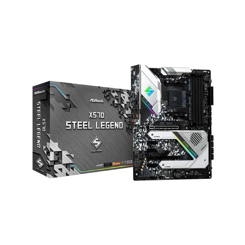 Asrock X570 STEEL LEGEND Mainboard
