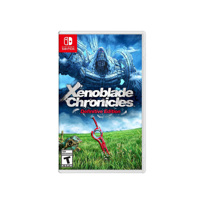 Nintendo XENOBLADE CHRONICLES: DEFINITIVE EDITION (US) Game Console