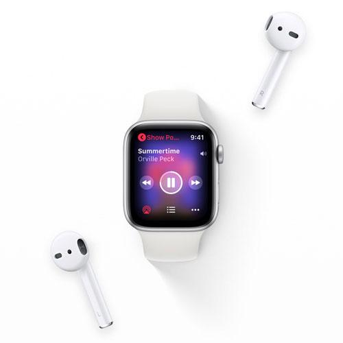 หูฟังไร้สาย Apple AirPods with Charging Case เสียงดี